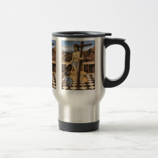 Jesus Blood Of The Redeemer Religious Travel Mug
