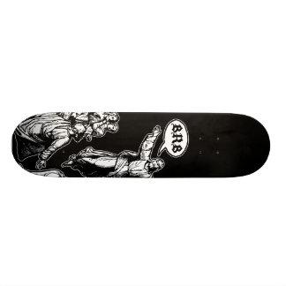 Jesus BRB lol Skate Deck