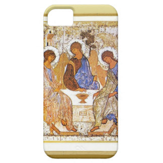 Jesus breaking bread with the disciples barely there iPhone 5 case