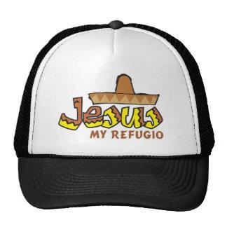 Jesus cap my I take refuge