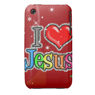 jesus iPhone 3 cover