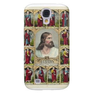 Jesus Christ and the Twelve Apostles Christianity Galaxy S4 Case