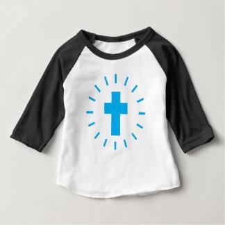 Jesus Christ Cross Baby T-Shirt