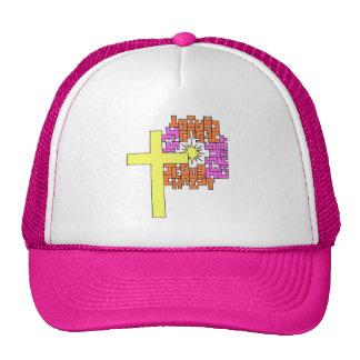 Jesus Christ Cross Cap