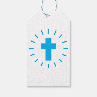 Jesus Christ Cross Gift Tags