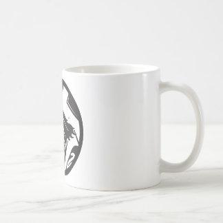 Jesus Christ  Cross Icon Basic White Mug