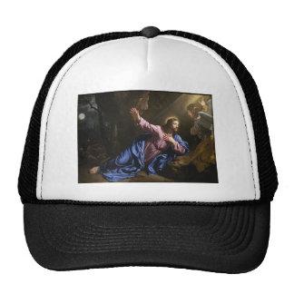Jesus Christ Mesh Hats