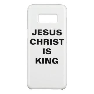 """Jesus Christ Is King"" Samsung Galaxy S8 Case"