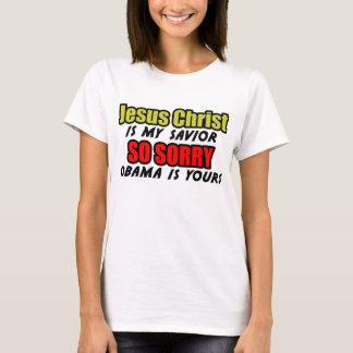 Jesus Christ Is My Savior T-Shirt