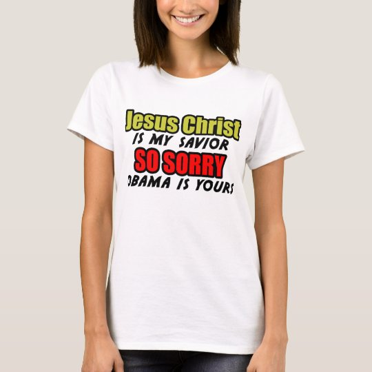 Jesus Christ Is My Saviour T-Shirt