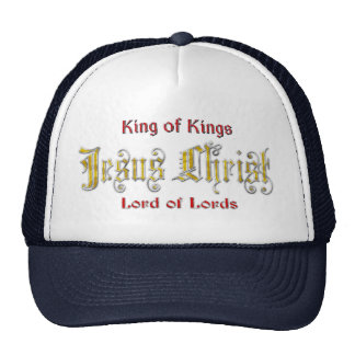Jesus Christ, King of Kings and Lord of Lords Hat