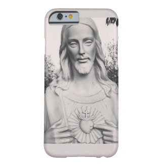 Jesus Christ Marble Statue Religious Catholic Barely There iPhone 6 Case