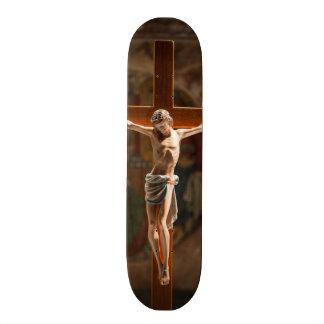Jesus Christ on the Cross Skate Decks