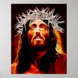 Jesus Christ Our Saviour Poster