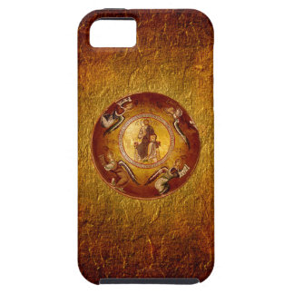 Jesus Christ Pantokrator Christian Iconography Tough iPhone 5 Case