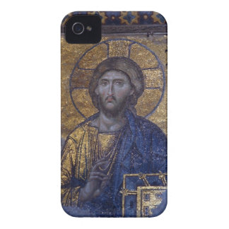 Jesus Christ Pantokrator iPhone 4 Cover
