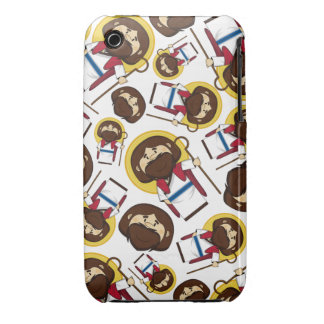 Jesus Christ Patterned iphone Case iPhone 3 Case