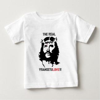 jesus-christ-revolution-christian easter christmas baby T-Shirt
