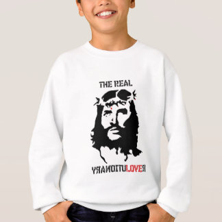jesus-christ-revolution-christian easter christmas sweatshirt