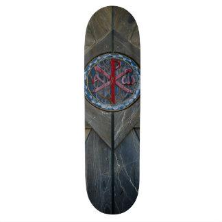 Jesus Christ, the Alpha and Omega 20 Cm Skateboard Deck