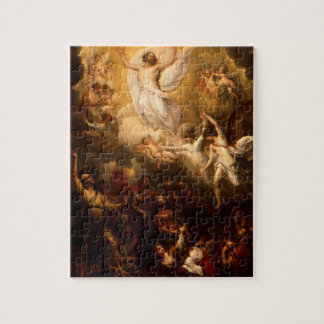 Jesus Christ the Resurrection Jigsaw Puzzle