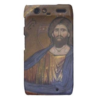 Jesus CHRIST Vintage Church ART Droid RAZR Cover