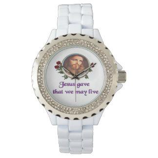 Jesus christian gifts watch