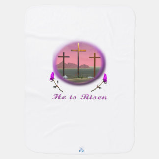 Jesus christian gifts baby blanket