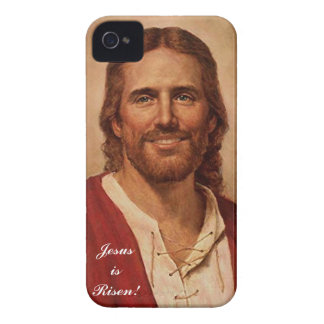 Jesus Christ's Loving Smile Case-Mate iPhone 4 Case