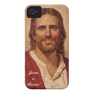 Jesus Christ's Loving Smile Case-Mate iPhone 4 Case