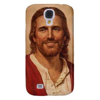 Jesus Christ's Loving Smile Galaxy S4 Case