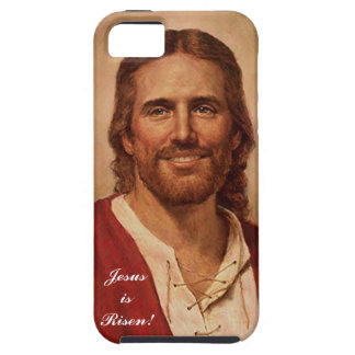 Jesus Christ's Loving Smile iPhone 5 Covers