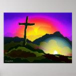 Jesus Conquers Death Poster