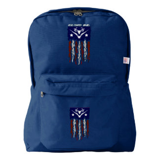 Jesus Country Backpack
