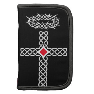 Jesus cross with crown of thorns