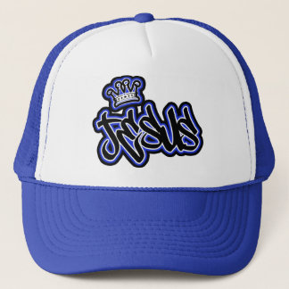 JESUS ,CROWN 3 CAP