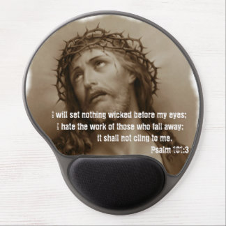 Jesus Crowned with Thorns Mousepad Gel Mouse Mat
