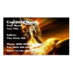 Jesus Crucifixion 1 Pack Of Standard Business Cards