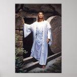 jesus door poster
