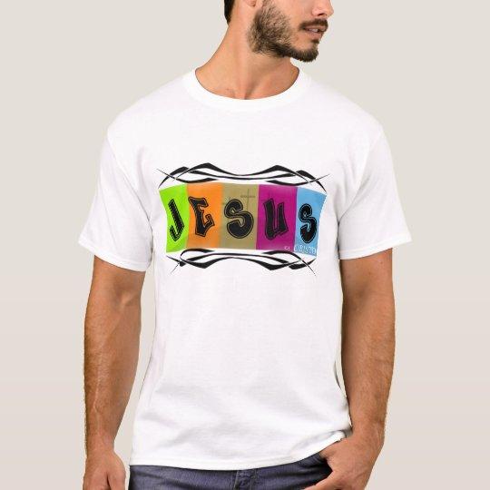 JESUS ES CRISTO-3 T-Shirt