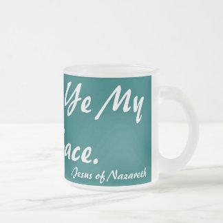 Jesus' Face Mug