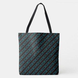 Jesus Fish and Rope Tote Bag