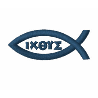 Jesus Fish Christian Symbol