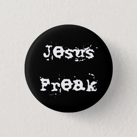 Jesus Freak 3 Cm Round Badge