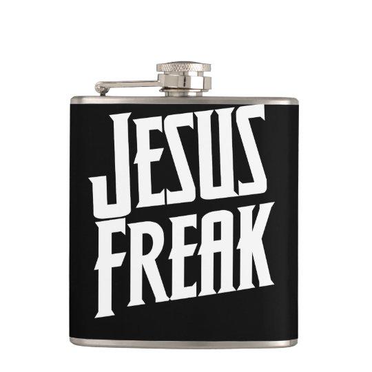 Jesus Freak Hip Flask