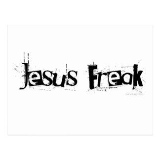 Jesus Freak Postcards