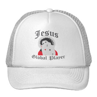 Jesus Global Player Netzmützen