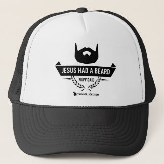 Jesus Had a Beard Trucker Hat