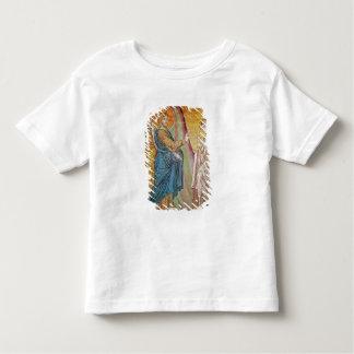 Jesus healing a leper toddler T-Shirt