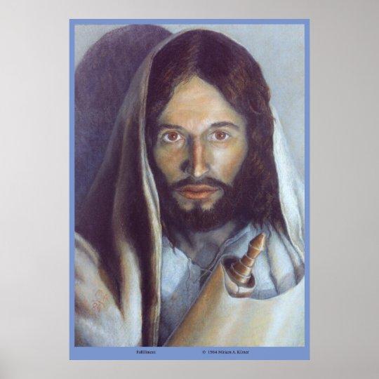 "Jesus holding the Torah - ""Fulfilment"" of the"